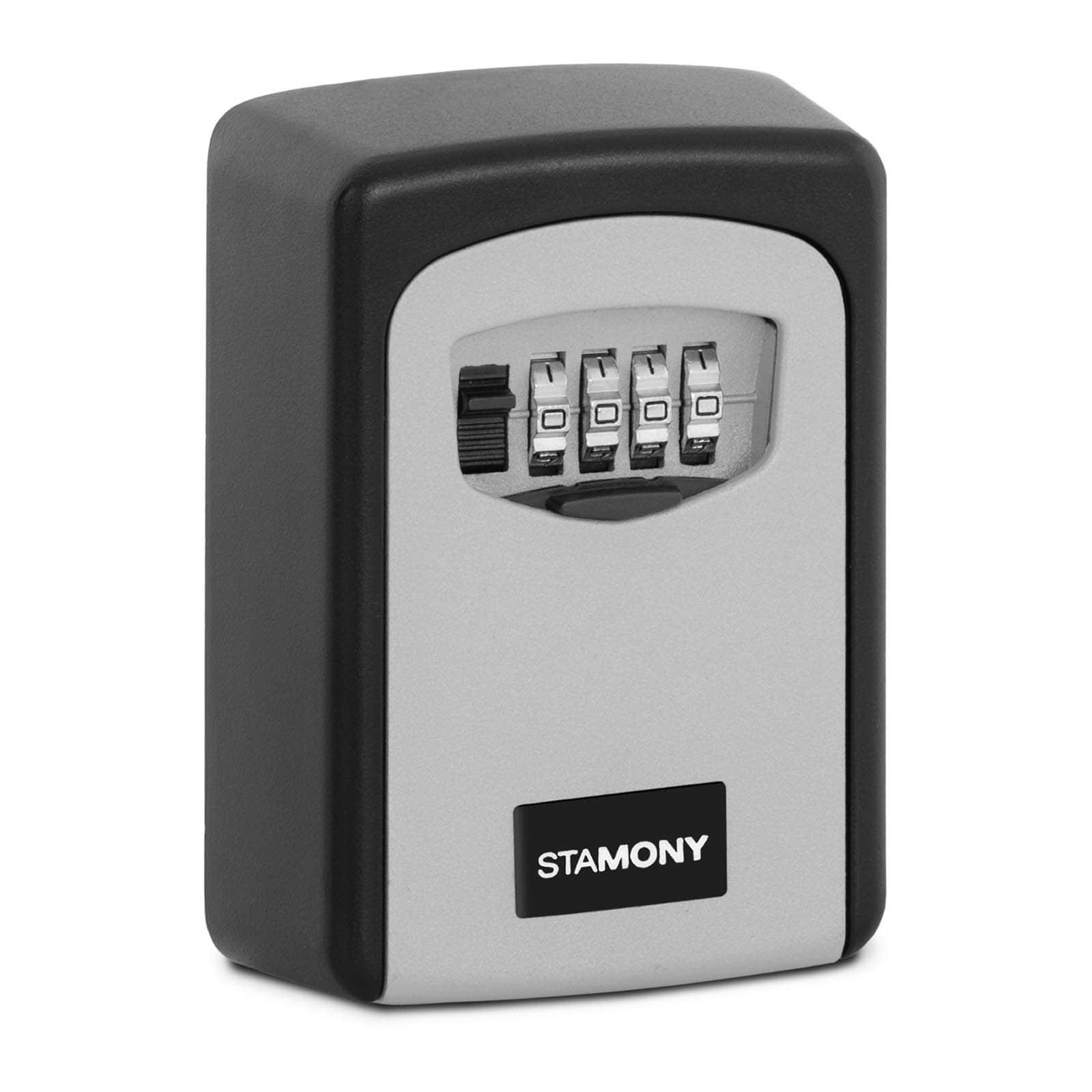Coffres-fort électronique et boîtes à clés murale