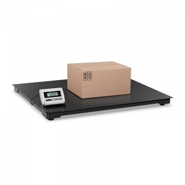 Balance au sol ECO - 5000 kg / 2 kg - LCD