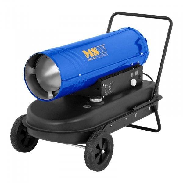 Chauffage diesel avec chariot - 30 kW - 38 L