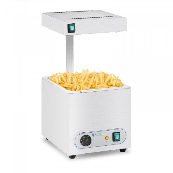 Chauffe frite et lampe chauffante infrarouge - 850 W