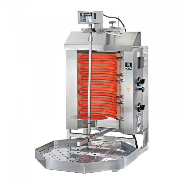 Machine à kebab - 4500 W - 15 kg de viande max.