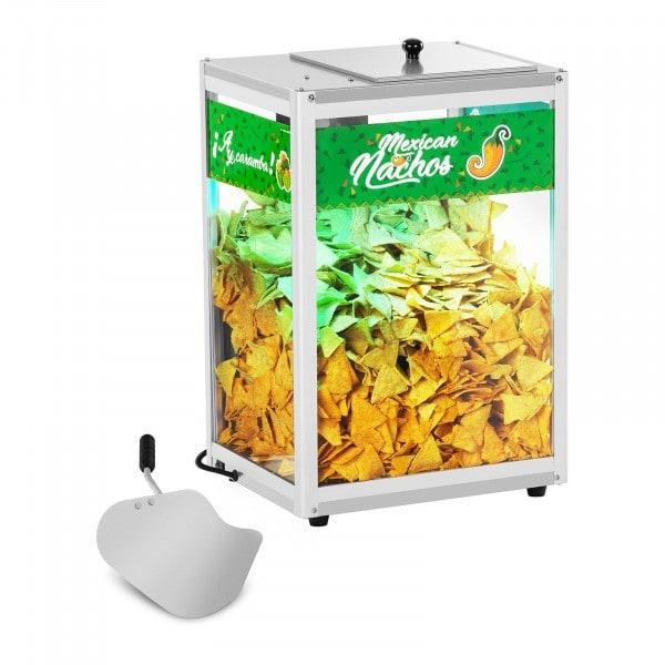 Machine à nachos - 109 watts - éclairage LED RGB