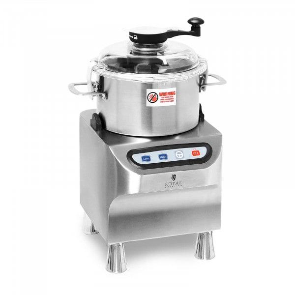 Cutter cuisine - 1500/2800tr/min - Royal Catering - 5l