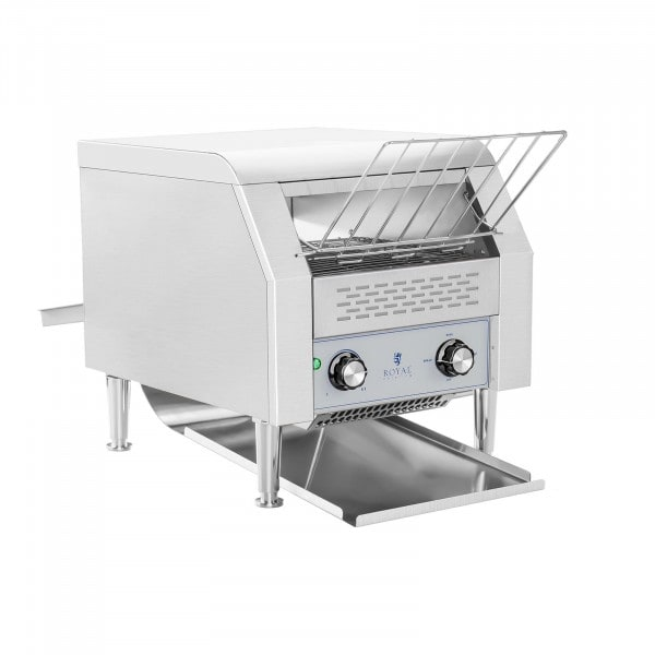 Grille-pain convoyeur - 2.200 watts - 7 étapes - 3 modes