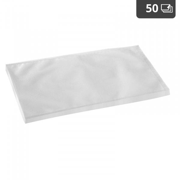 Sacs sous vide - 40 x 30 cm - 50 pièces
