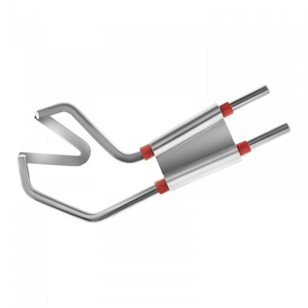 Pointe de coupe à chaud pour cordes - Type V