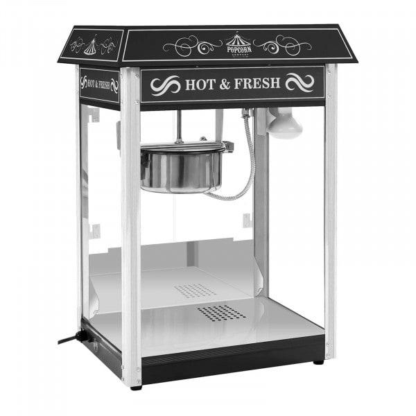 Machine à popcorn - Toit noir