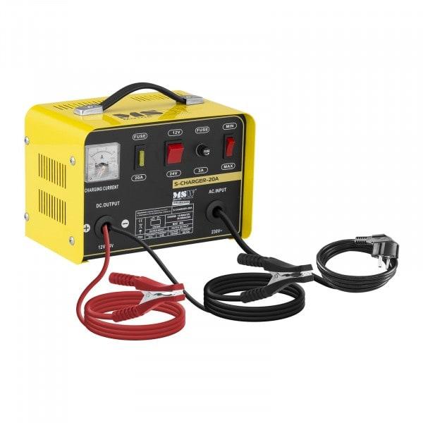 Occasion Chargeur de batterie voiture - 12/24 V - 8/12 A