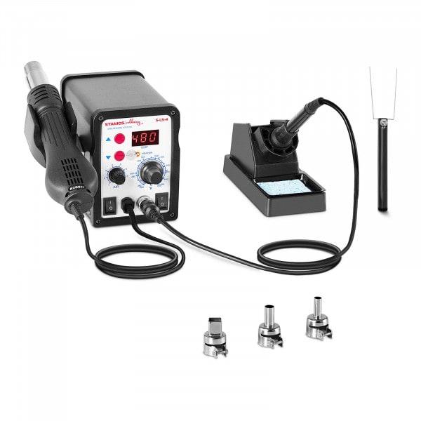 Station de soudage numérique - 60 watts - Écran LED - Basic