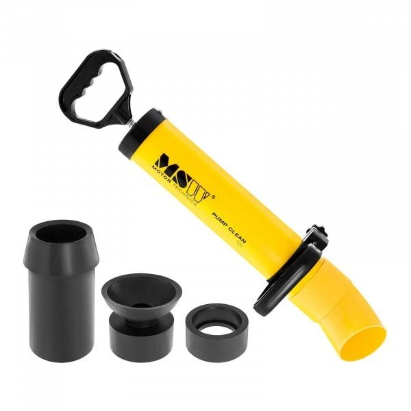 Déboucheur à pompe - 100 mm de diamètre intérieur