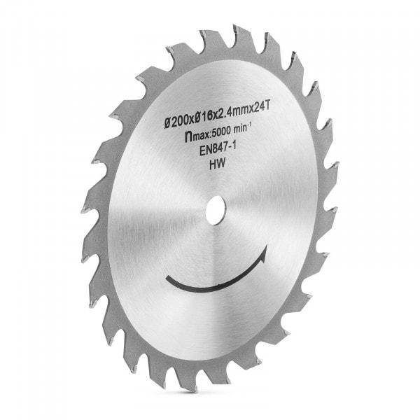 Scie de rechange pour scie circulaire - Ø 200 mm