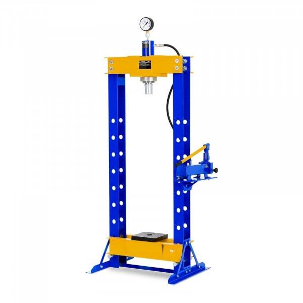 Presse d'atelier hydraulique - 30 tonnes de pression