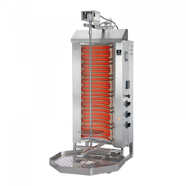 Machine à kebab - 9000 W - 50 kg de viande max.
