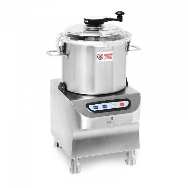 Cutter cuisine - 1500/2200tr/min - Royal Catering - 12l