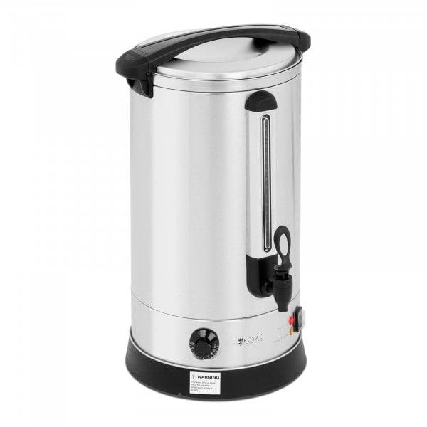 Distributeur d'eau chaude - 20,5 L - 2 500 W - double paroi
