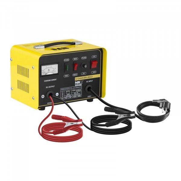 Chargeur de batterie voiture - 12/24 V - 15/20 A