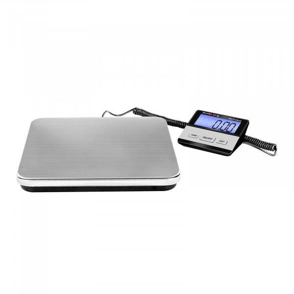 Pèse-colis digital - 200 kg / 50 g - Basic - écran LCD externe