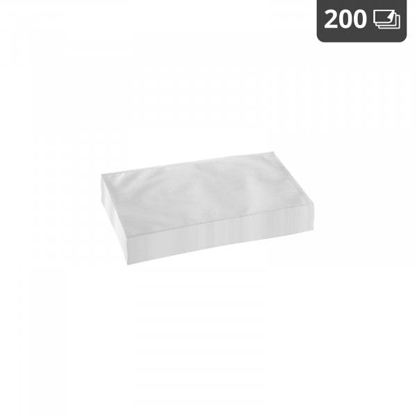 Sacs sous vide - 25 x 15 cm - 200 pièces