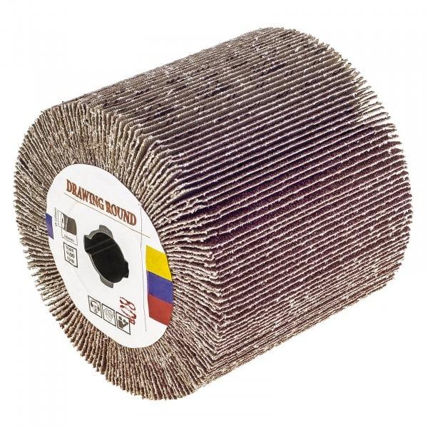 Schleifwalze - 80er Körnung - Lamellen - 6081 - 1
