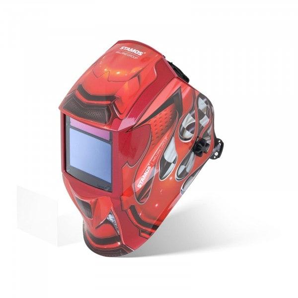 Masque de soudure - RED RACE - EXPERT SERIES