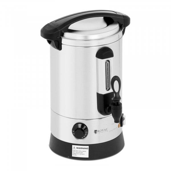 Distributeur d'eau chaude - 6,5 L - 1 500 W - double paroi
