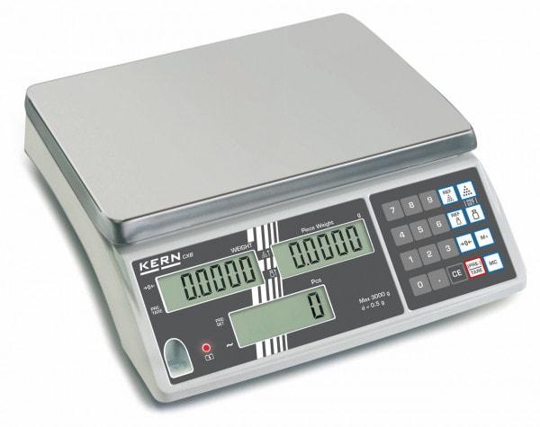 KERN Balance compteuse - 15.000g / 5g