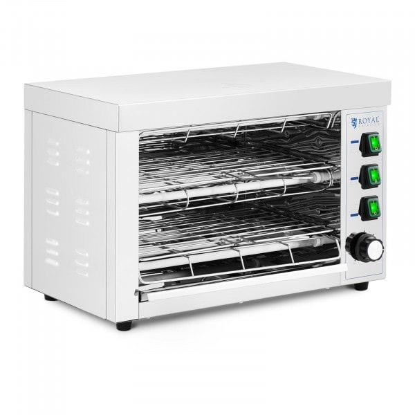 Salamandre cuisine - 3250W - 50 - 300°C