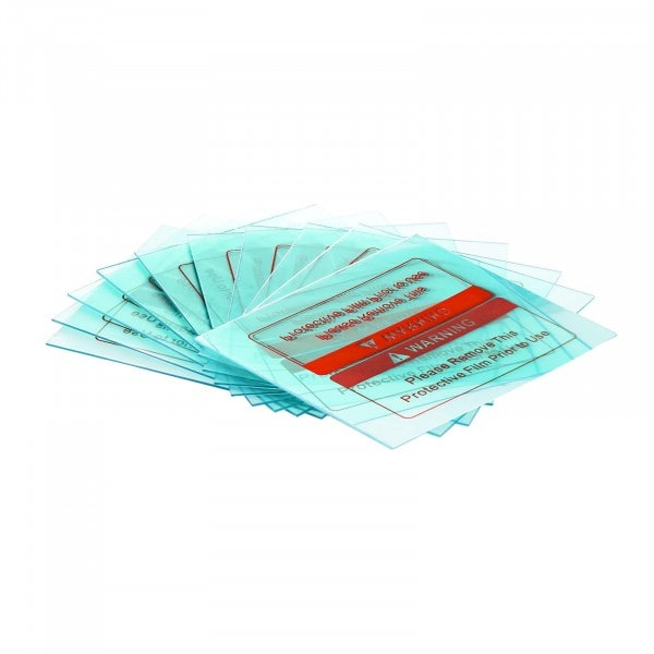 Lot 10 vitres de protection extérieure Metalator/BlackONE/Carbonic/Pokerface/Legend